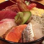 十干 - 海鮮丼