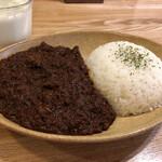コスギカレー - 濃すぎチキンカレー(ソース大盛)