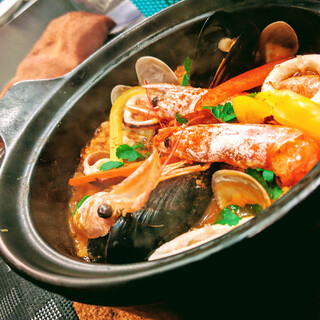 パエリアより美味しい!!バスクのお米料理『アロス』♬