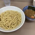 庵悟 - 料理写真:つけ麺大盛
