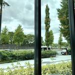 136386112 - お席からの眺めは皇居の石垣