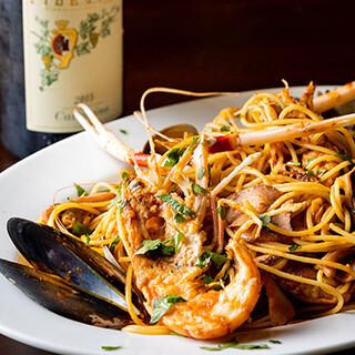 イタリア料理一筋で25年!本物のクラシック料理をご用意!