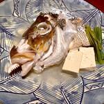 読谷物語 - 近海魚の頭のマース煮