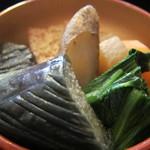 東京満月 - 野菜の煮物