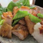 東京満月 - 鶏の味噌漬け焼き