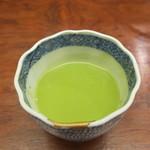 玉木 - グリーンピースのスープ