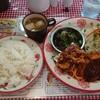洋食ライスハウス - 料理写真:日替わりランチ¥700