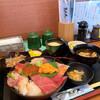 まぐろ堂 - 料理写真:ウニ入り海鮮丼 1680縁 プラス本鮪400円 税別