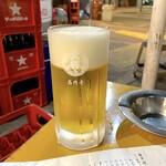 大将 - 生ビール