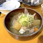 大将 - 煮込み(400円)