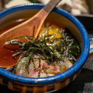 郷土料理 大衆割烹 ほづみ亭 - 料理写真:2019.12 宇和島鯛めし(1,200円)