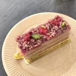 ヴィラルピシアブティック - 料理写真:フランボワーズ 380円
