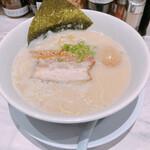 豚骨北堀江 サキムラ - 料理写真:味玉ラーメン