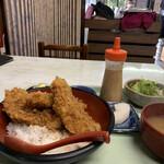 柿乃木 - おやじのヒレカツ丼