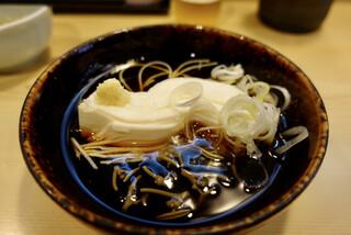 とり満 - 滝川豆腐