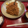 葉山 鳥ぎん - 料理写真:アジフライ定食(税込 947円)