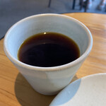 エンバンクメントコーヒー - コーヒーも激うま(*´д`*)ハァハァ(*´д`*)ハァハァ