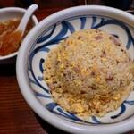 赤坂一点張 - 炒飯大盛(850円)
