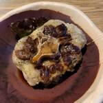 shodaigyuutanakabee - 黒毛和牛テール焼き