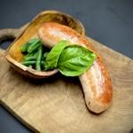 カドーロ - 鶏・発酵青唐辛子のソーセージ