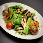 カドーロ - 向原野菜のグリル