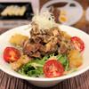 麺屋 坂本01 - 料理写真:サラダうどん960円