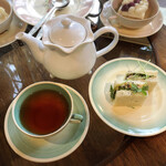 Tea Cozy - ヒマラヤの奥地で取れるビンテージ・ダージリンティー