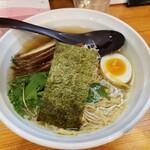 麺や七福 - 七福ラーメン壱2020.09.03