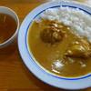 カトマンズ - 料理写真:チキンカレー