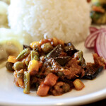 ネパール餃子酒場 ジェニカ - 野菜のタルカリ