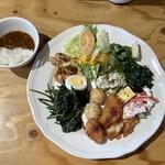 ダンザ パデーラ - 【2020年7月】旬菜バイキング(1,500円)※料理はほんの一部です