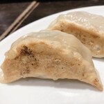 ebisugyouzataihouki -  餃子2個セット ¥360 税込