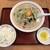 中央軒 - 料理写真:ちゃんぽん定食(1,050円)