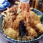 天丼の岩松 - 料理写真:岩松丼