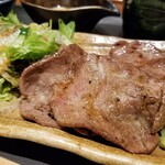 Sumibikushiyakiyakitatsu - 牛タン。