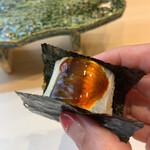 Akasakasushifuruyama - 鰯だっけ?押し寿司