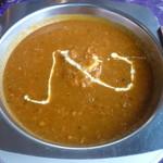 マハラジャ仙台 - 挽肉と玉子のカレー