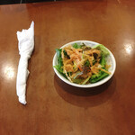 海燕 - 野菜サラダ
