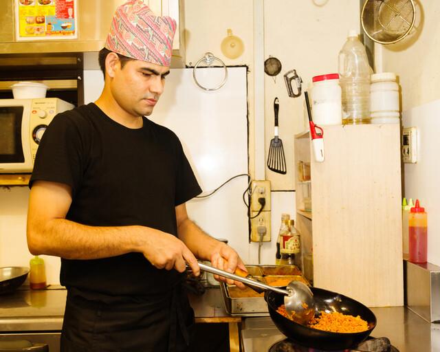 インド・ネパールレストラン&バー まいた 浜田山店の料理の写真