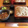 Tsuruyasobaya - 料理写真:鴨汁そば⭐️天せいろ(๑˃̵ᴗ˂̵)☀️