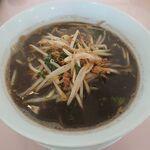 Shinka - 黒胡麻タンタン麺 800円