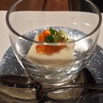 モリタ屋 - 百合根胡麻豆腐