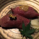 モリタ屋 - 肉寿司