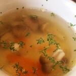 Kitchen puranzo - スープ