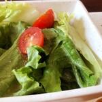 Kitchen puranzo - サラダ