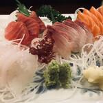 魚一心 - 一人前盛(1,600円税別)