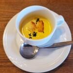 キッチン ベル - 料理写真:冷製スープ