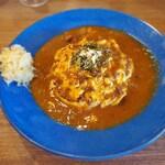 キッチン ベル - 料理写真:特製カレー