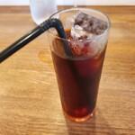 キッチン ベル - ドリンク写真:美味しいアイスコーヒー