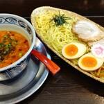 麺屋 燕 - 旨辛ネギつけ麺 1050円